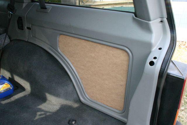 Jeep Wrangler Wheel Spacers >> Amp install in XJ - Hidden! - JeepForum.com